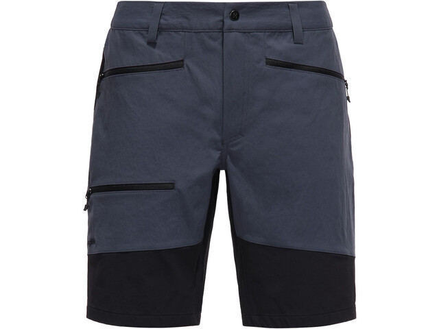 Haglöfs Rugged Flex Short Homme, dense blue/true black